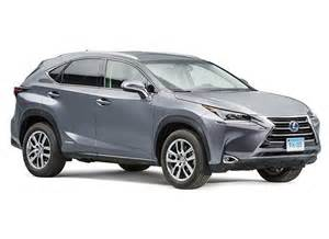 lexus suv review 2015 lexus nx 200t and nx 300h