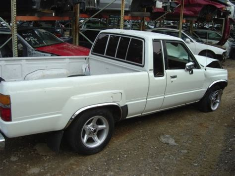 1984 Toyota Parts Toyota Tacoma Used Parts Rancho Toyota Truck Parts Autos