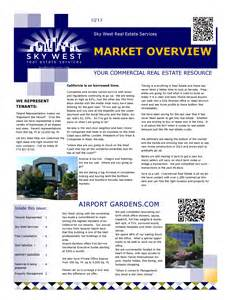 one page newsletter template thewaterfrontboise