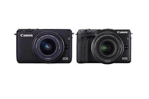 Canon Eos M3 Dan M10 canon eos m10 vs eos m3 comparison daily news