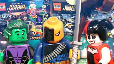 dc super heroes lego sets summer 2015 lego dc superheroes summer 2015 set pictures youtube