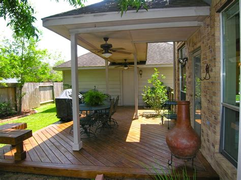 Rear Patio Designs Small Back Porch Ideas Instant Knowledge