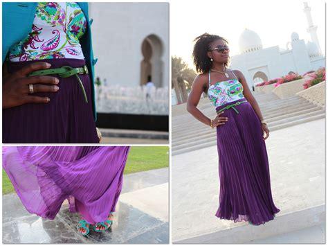 serena saga the limited pleated maxi skirt