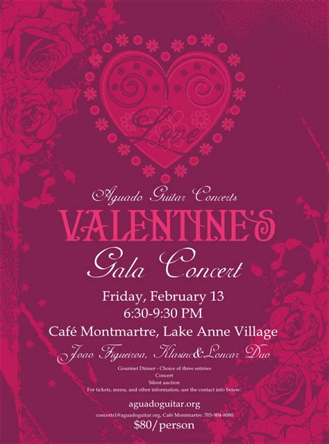Scratching Continuesvalentines Evening Wa by Reston Now 187 S Gala Concert