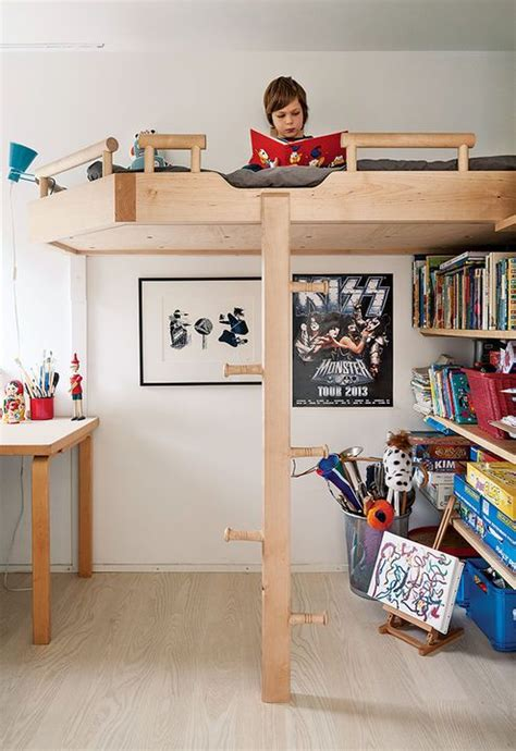 how to make your bedroom cooler 24 amazingly cool loft beds for kids that double as play