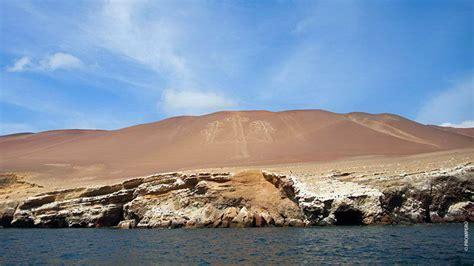 candelabro de paracas peru reserva nacional de paracas per 250 travel