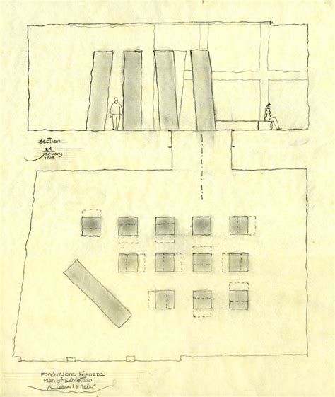 House Drawing gallery of richard meier architecture and design