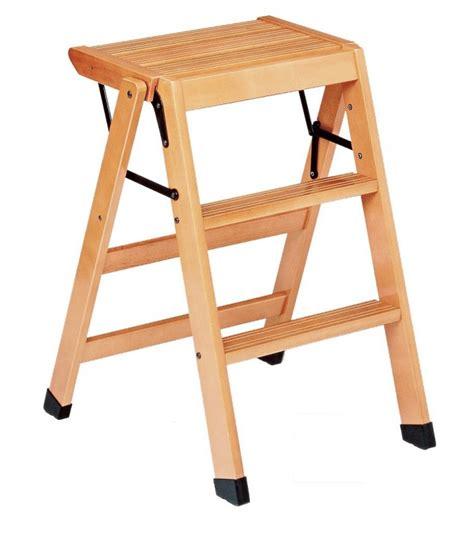 scaletta sgabello sgabello scaletta a 3 gradini in legno shop mancini