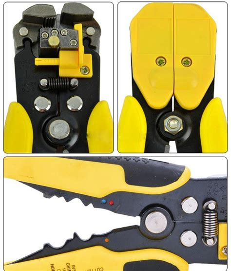 Tang Multifungsi Multi Fungsi Harga tang kabel multifungsi wire cutter pliers yellow