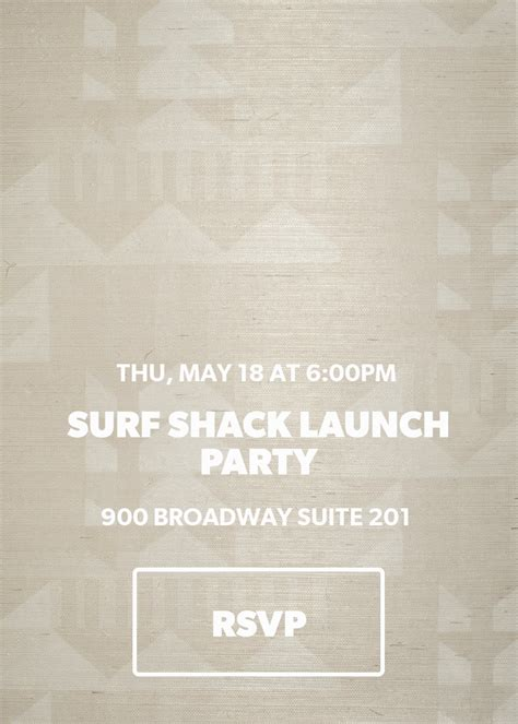 Adobe Creative Suite 3 New York Launch Event by Surf Shack Launch Splash