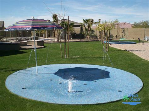 build your own backyard splash pad build your own backyard splash park hubpages party