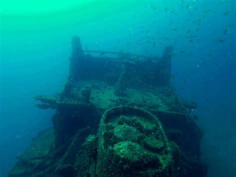 jaws sunken boat dive report boris wreck
