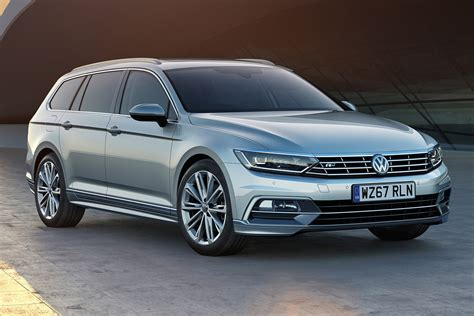 volkswagen passat 2018 volkswagen upgrades golf and passat for 2018 with new