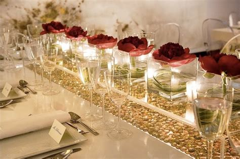 Inexpensive Chandeliers Romantic Tablescape Ideas Design Indulgences