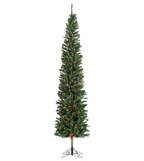 pencil fir slim artificial christmas trees treetime