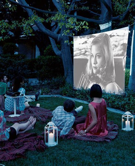 backyard the movie 7 easy tips for backyard movie theater home design and