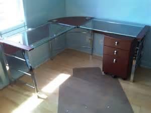 Mezza L Shaped Desk Office Depot Mezza Desk With Matching File Cabinet Yelp