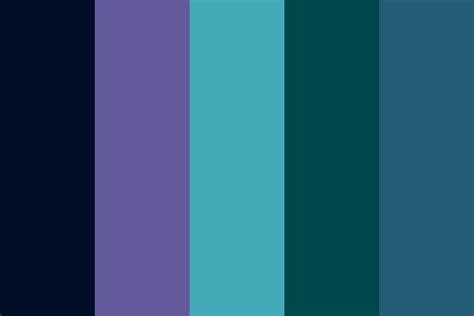 monotone mind color palette