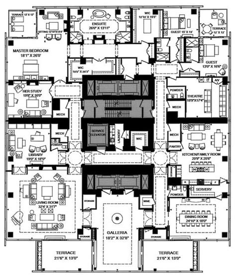 penthouse floor plan best 25 penthouse for sale ideas on pinterest luxury
