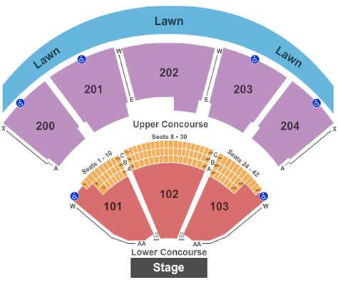 shoreline seating beyond mountain view tickets 2017 beyond