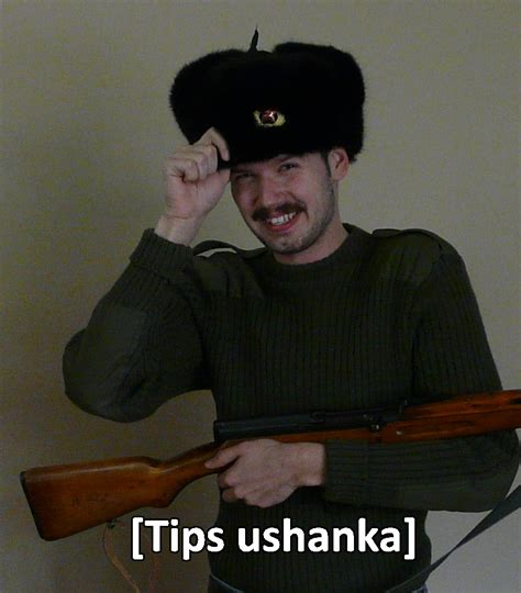 Tips Fedora Meme - tips ushanka tips fedora know your meme
