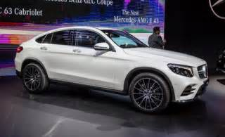 Info Mercedes 2017 Mercedes Glc Class Coupe Photos And Info News