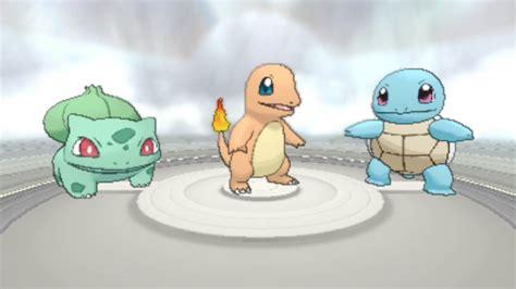 original starter pokemon    polygon