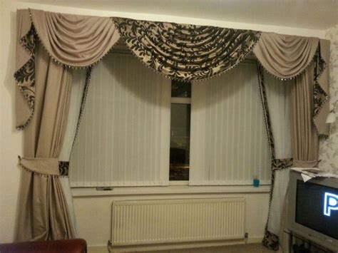 süwag neuwied stunning swags and tails with curtains curtain