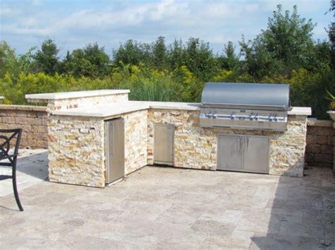 outdoor kitchen designs inimitable veneer stone outdoor