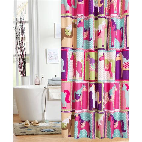 walmart curtains for kids mainstays kids sports patch shower curtain walmart com