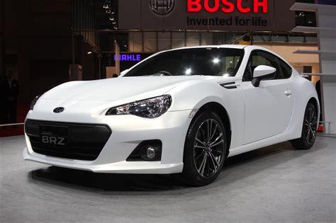 subaru cars white subaru viziv hybrid awd suv concept front three quarter