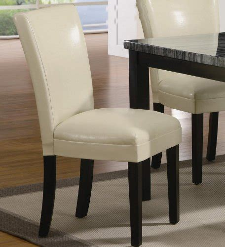 Ivory Dining Table And Chairs Ivory Leather Dining Room Chairs 2202