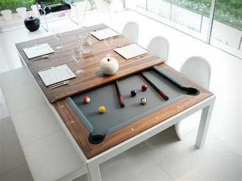 convertible pool table household