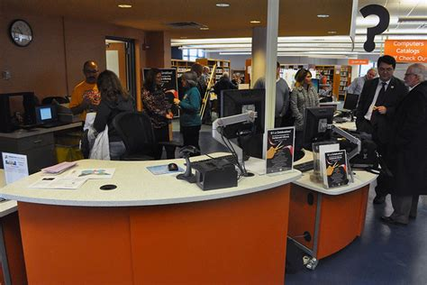 Mcps Help Desk by Montgomery County Reopens Twinbrook Library After