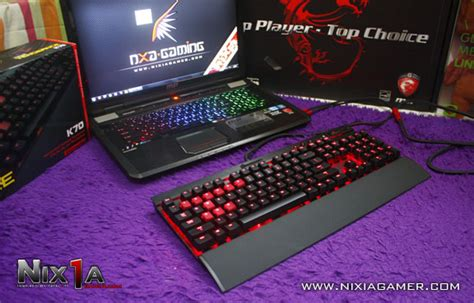 Rubber Patch Rubber Perekat Karet Pvc Bagian Ops Polri review corsair vengeance k70 mechanical gaming keyboard nxa gaming inspired by fatal1ty