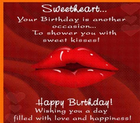 Birthday For Lover Quotes Happy Birthday Love Quotes For My Husband Image Quotes At