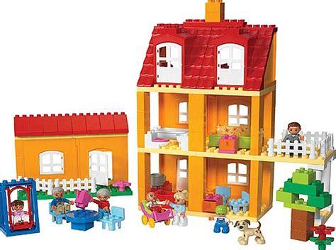 huis bouwen van duplo lego duplo speel huis set de k van kinderen
