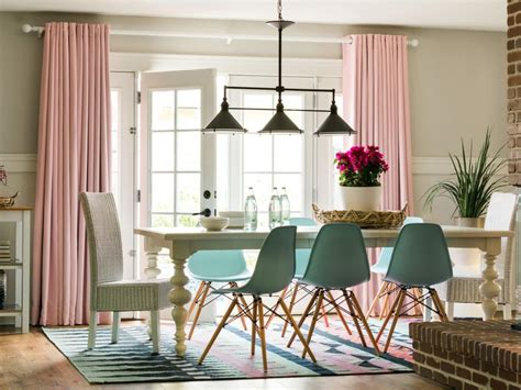 turn  dining room   family friendly multipurpose space hgtv