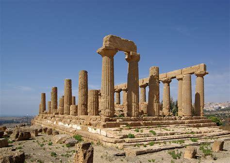 temple of temple of hera lacinia