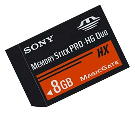 Dijamin Sony 8gb Memory Stick Pro Duo Hx sony 8gb ms memory stick pro duo pro hg hx series 50mb s