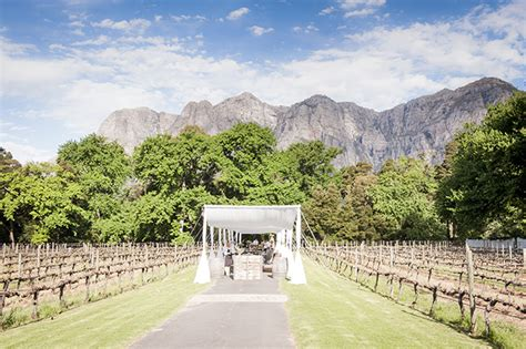 wedding venues in cape town winelands 5 of the best wedding reception the nutcracker