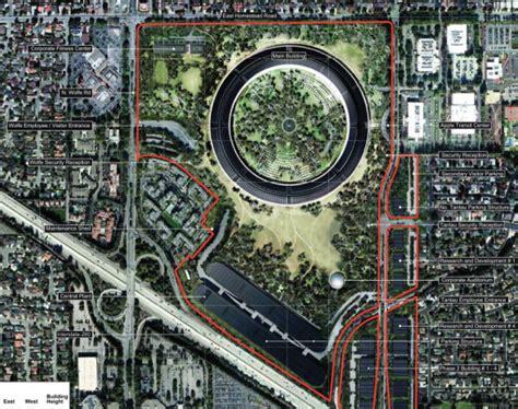 siege d apple la ville de cupertino publie les derni 232 res images de l