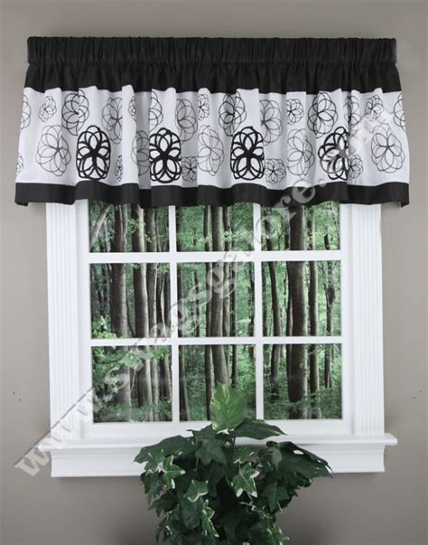 Black And Gray Curtains Black White And Gray Kitchen Curtains Koffiekitten