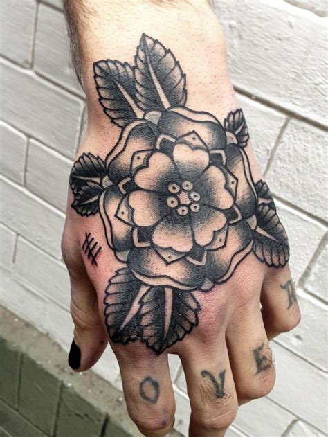 traditional flower tattoos flower tattoos for ideas and inspiration for guys