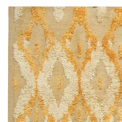 Oversized Rugs by Oversized Kasuri Rug For Sale At 1stdibs