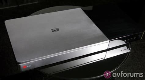 Lg Dvd 3d Bp740 lg bp740 player review avforums
