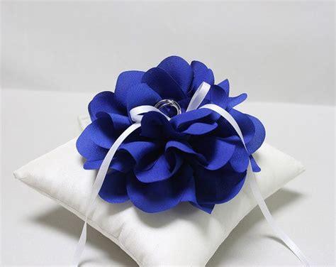 cuscini x fedi nuziali ivory wedding ring pillow chiffon flower bridal ring