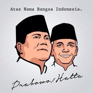 Garda Prabowo Hatta garda nusantara