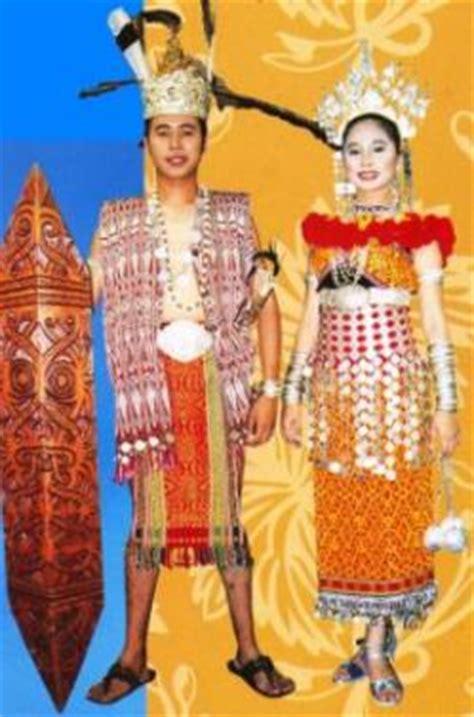 Baju Etnik Bajau jenis pakaian kaum di malaysia