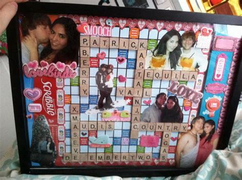 Foto Mozaik Birthday Anniversary Graduation Gift 1 15 scrapbook ideas for boyfriend 2017